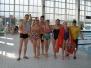 Klubové plavecké preteky - máj 2017